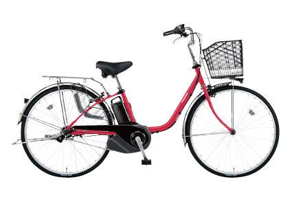 新生活応援キャンペーン!パナソニック電動アシスト自転車ビビ26型【4月12日(日)まで】
